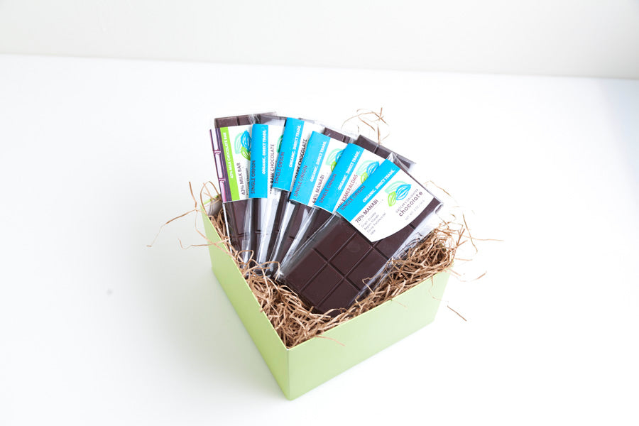 Father's Day Bar Box | Gift Box Included