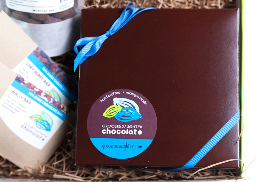 Grocer's Daughter Chocolate Lover's (Gift Box + Free Shipping)