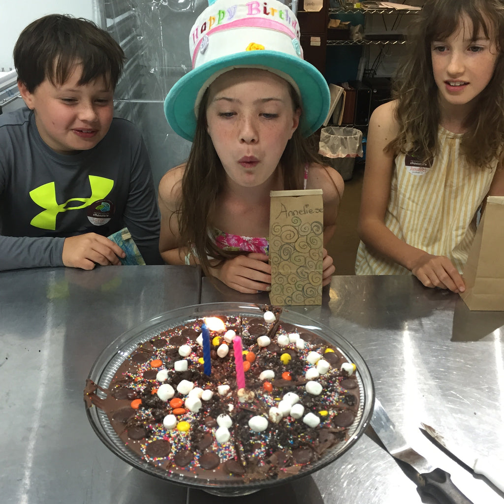 NEW! 2-day Kiddos Chocolate Camp
