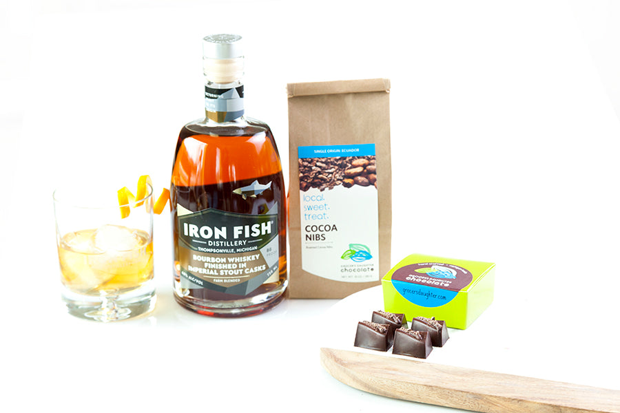 Cacao + Chocolate Cocktail Kit