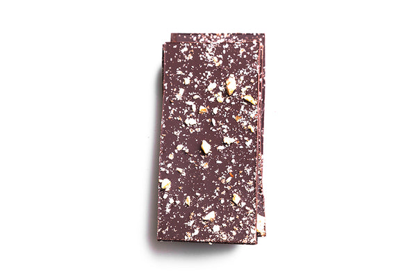 Hazelnut Sea Salt Bark