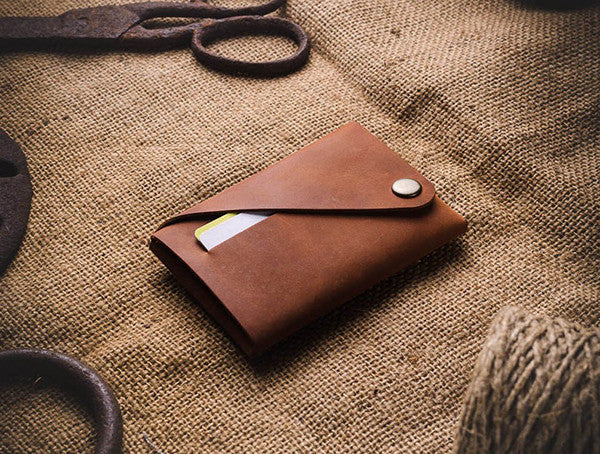 How to Care for a Leather Wallet?