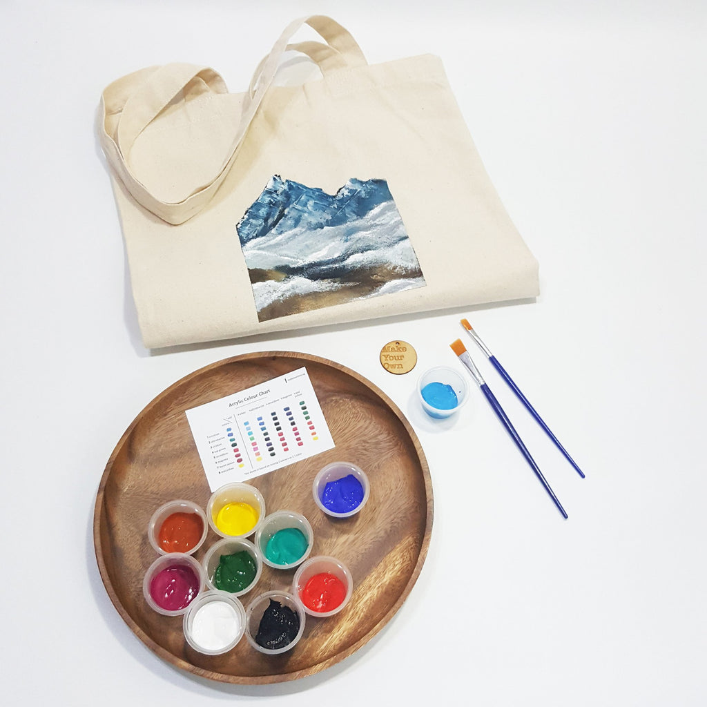 How to Paint Cloth Bag?