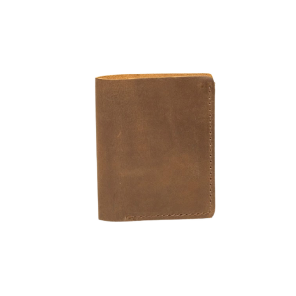 Card Holder - Wallet - 4 Compartments - Cowhide Leather - Vegetable Tanned - 100% Handmade chicatolia.myshopify.comChicatolia