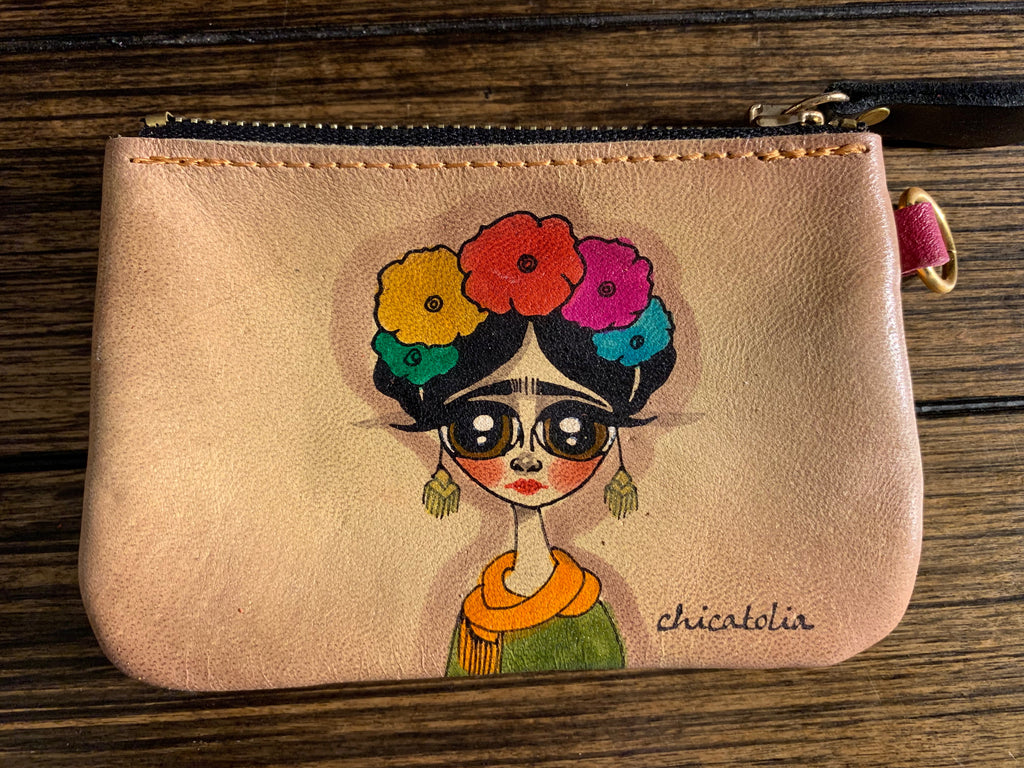 HP-M24 Frida Wallet - Chicatolia