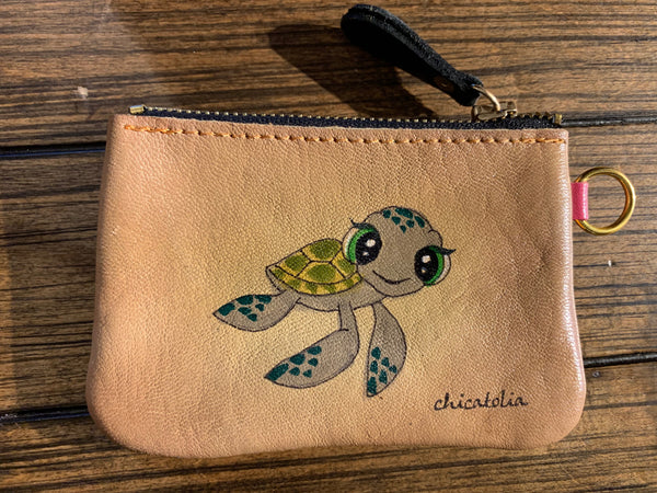 HP-M85 Turtle Wallet - Chicatolia
