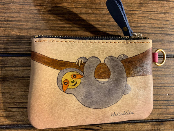 HP-M83 Sloth Wallet - Chicatolia