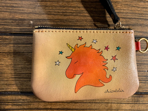 HP-M86 Unicorn Wallet - Chicatolia