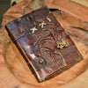 Belt Strap Leather Journal - Stitched - Chicatolia