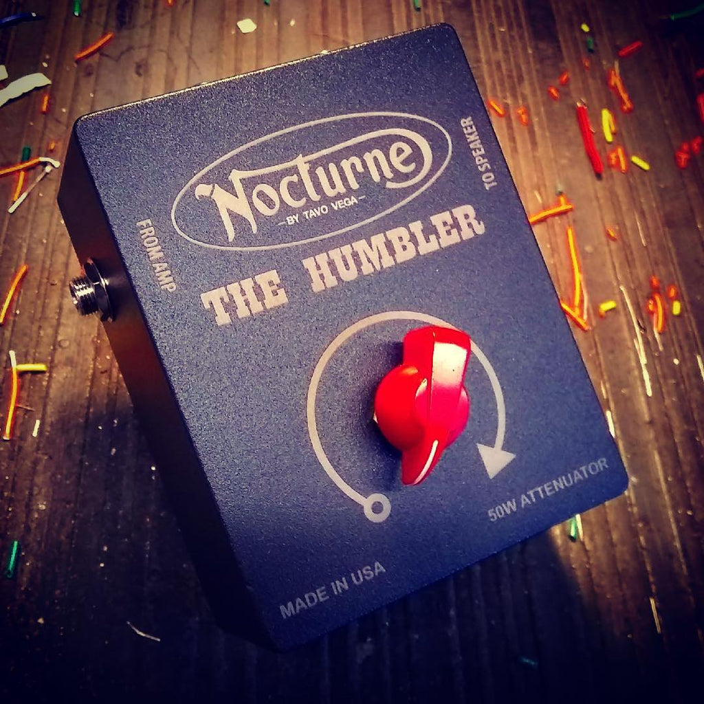 The HUMBLER - 50w Power Attenuator by The Nocturne Brain