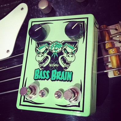 Bass Brain Preamp
