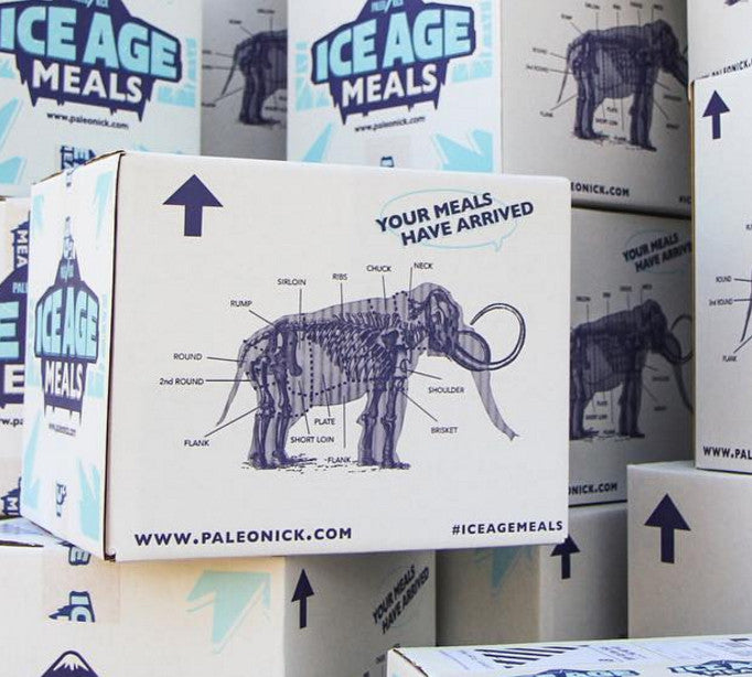 Fast Facts: What's in an Ice Age Meal?