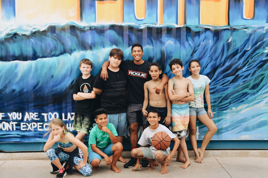 Kids of Kaua'i Can Keep Coming to CrossFit Cost-Free