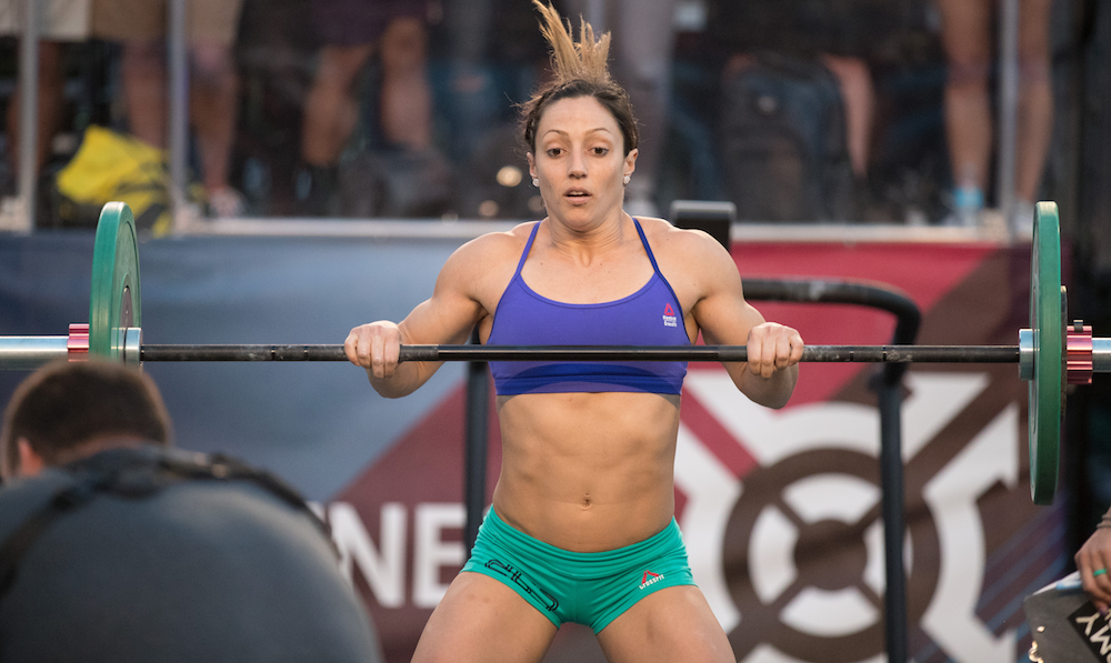 Meet an Ice Age Meals Athlete: This is Kelley Jackson