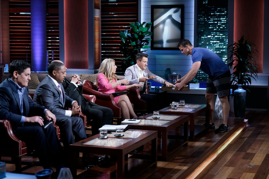 Shark Tank Recap - Five Sharks, Three Years and One Seahorse