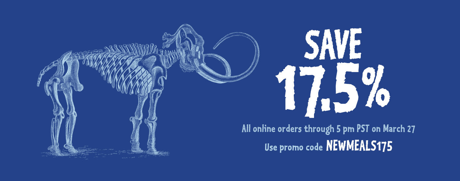 How to Save 17.5% on Your Ice Age Meals - Our Biggest Freebie Friday Yet