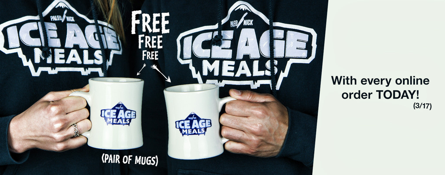 Two Free Mugs with Your Freebie Friday Order
