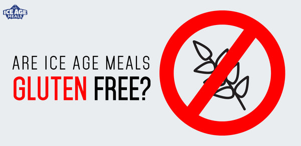 Fast Facts: Are Ice Age Meals Gluten-Free?