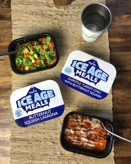 Ice Age Meals: Bringing Healthy Back to Frozen Food