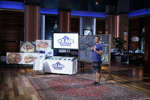 How Did Ice Age Meals Fare on Shark Tank?
