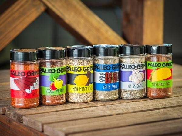 The Paleo Grind - A Spice Line Straight From Paleo Nick