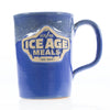 IAM Hand Crafted Abby Mug Sky Blue/Dijon White - Paleo Meals and Paleo Samplers
