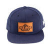 IAM Classic Snapback Navy - Paleo Meals and Paleo Samplers