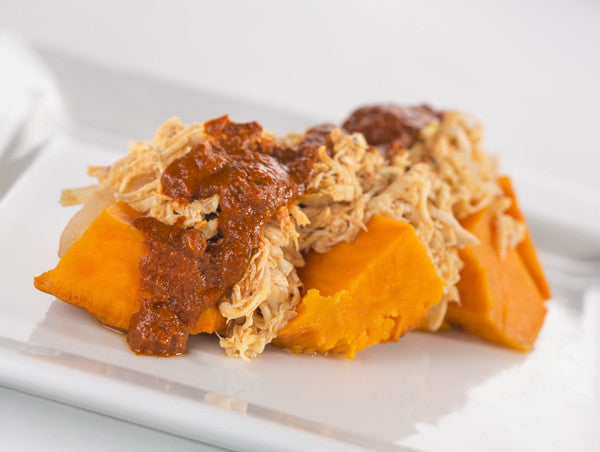 Chipotle Chicken Tinga - Paleo Meals and Paleo Samplers