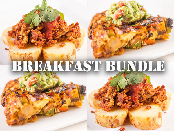 Breakfast Bundle - Paleo Box Meals and Paleo Samplers