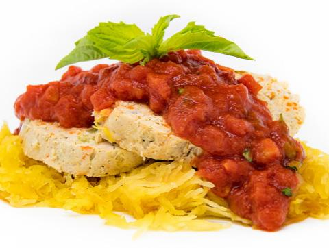 Spaghetti and Meatloaf – Turkey (Box) - Paleo Meals and Paleo Samplers