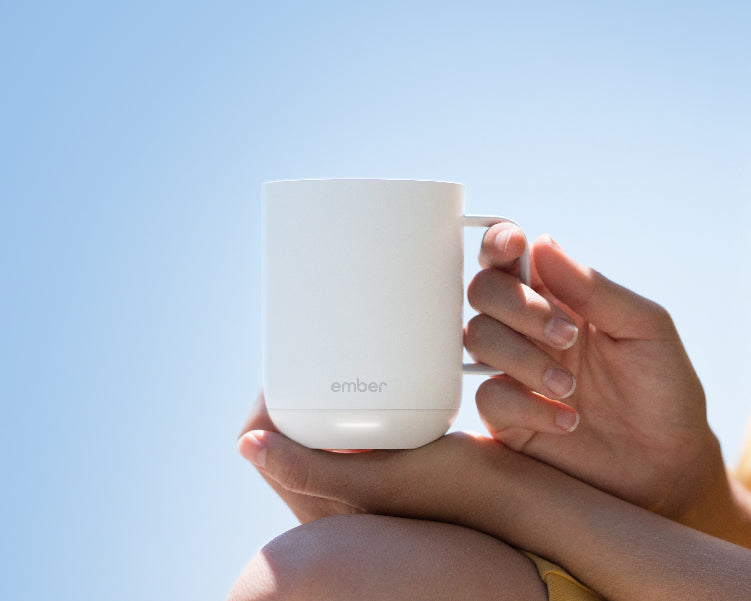 Ember®: The World's First Temperature Control Mug™