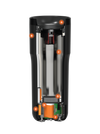 Cutaway of the Ember Travel Mug² showcasing the advanced technology of the internal components