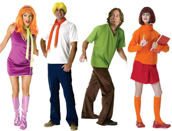 Cartoon Characters 80s Fancy Dress : Daphne scooby doo fancy dress costume cartoon tv movies hero