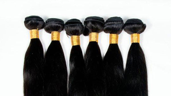 Indian Straight Human Hair Extensions Review