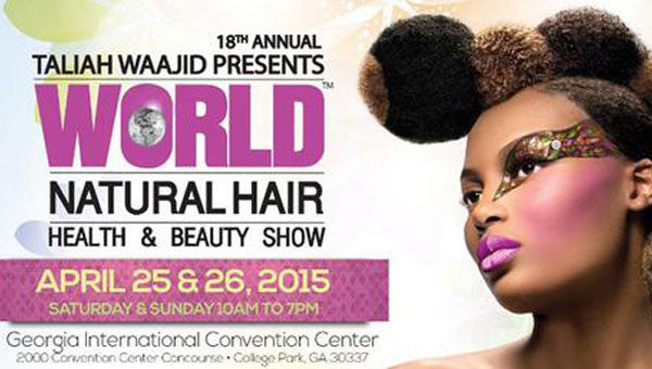 Join us at the 18th annual World Natural Hair Health & Beauty Show