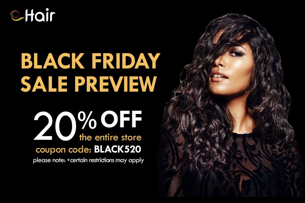 Black Friday Sales Preview