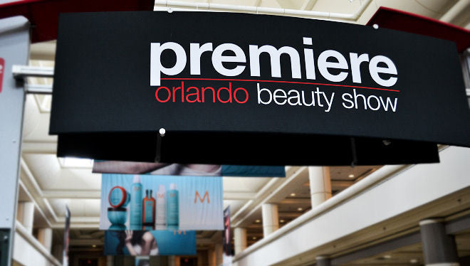 eHair Outlet exhibits at Premiere Orlando International Beauty Event