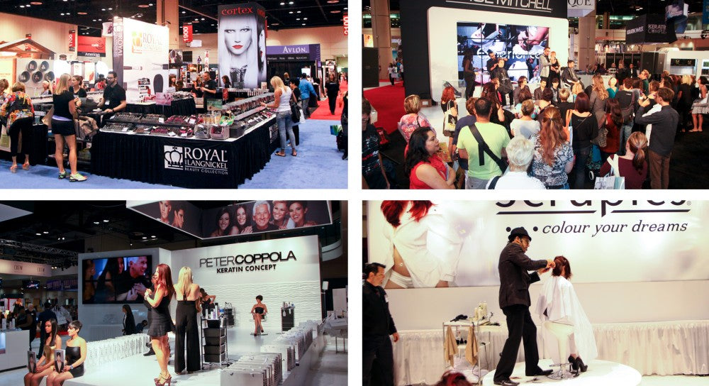 eHair Outlet Premiere Orlando International Beauty Event