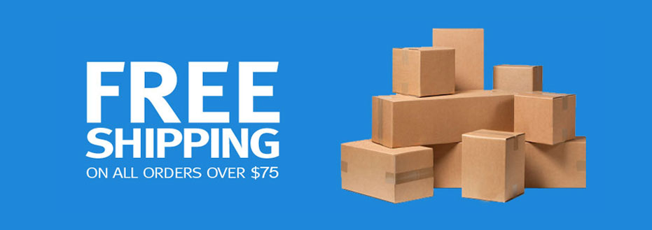 Free Shipping On Order Over $75 or More - eHair Outlet