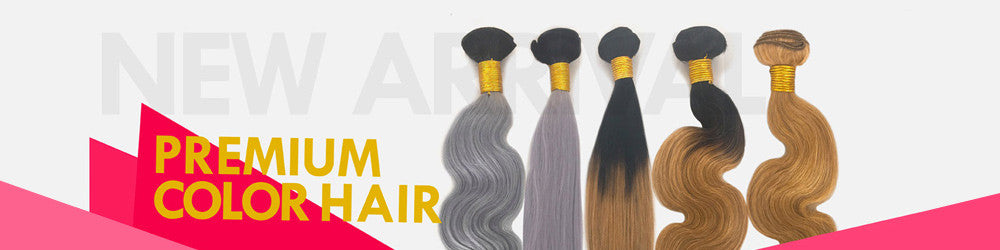 Premium Color Human Hair Extension | eHair Outlet
