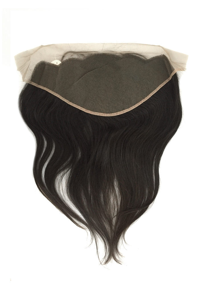 "Virgin 13""x6"" Straight Lace Frontal - eHair Outlet"
