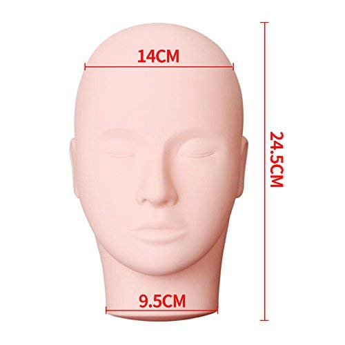 Practice Training Head Manikin - eHair Outlet