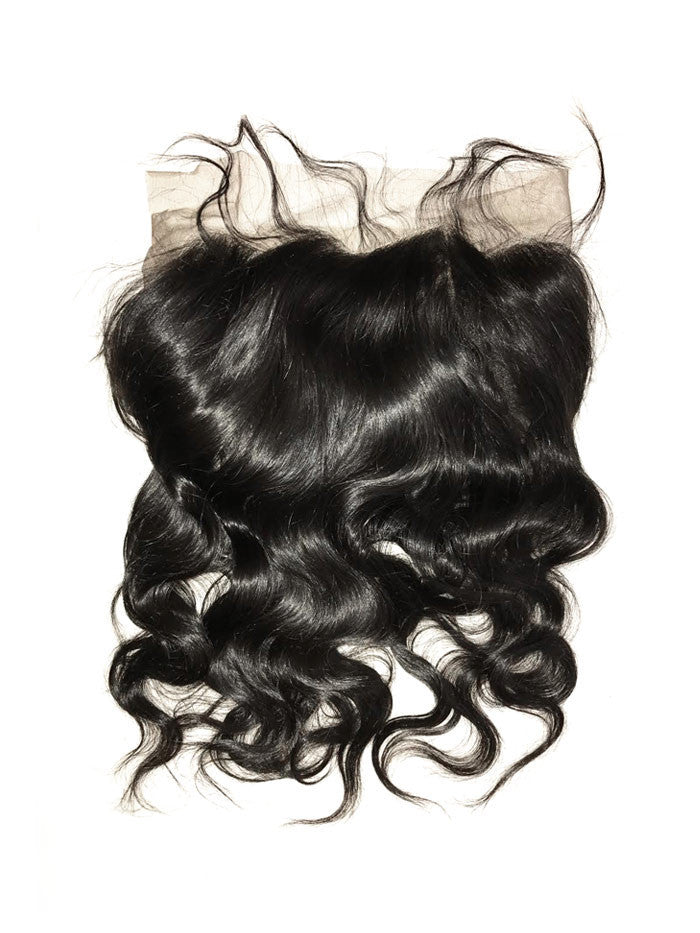 5A Brazilian 2 Bundle Body Wave Virgin Human Hair w/ 360 Lace Frontal - eHair Outlet