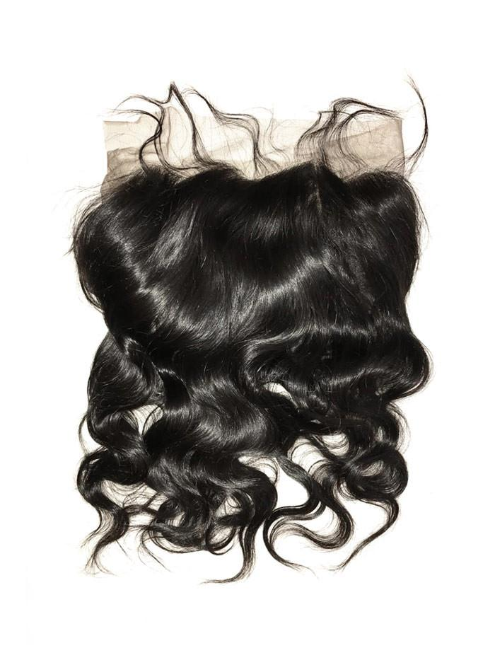 8A Malaysian 2 Bundle Body Wave Virgin Human Hair w/ 360 Lace Frontal-eHair Outlet