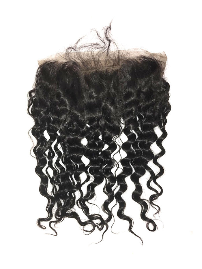360 Lace Frontal Deep Wave Human Hair - ehair outlet - 1