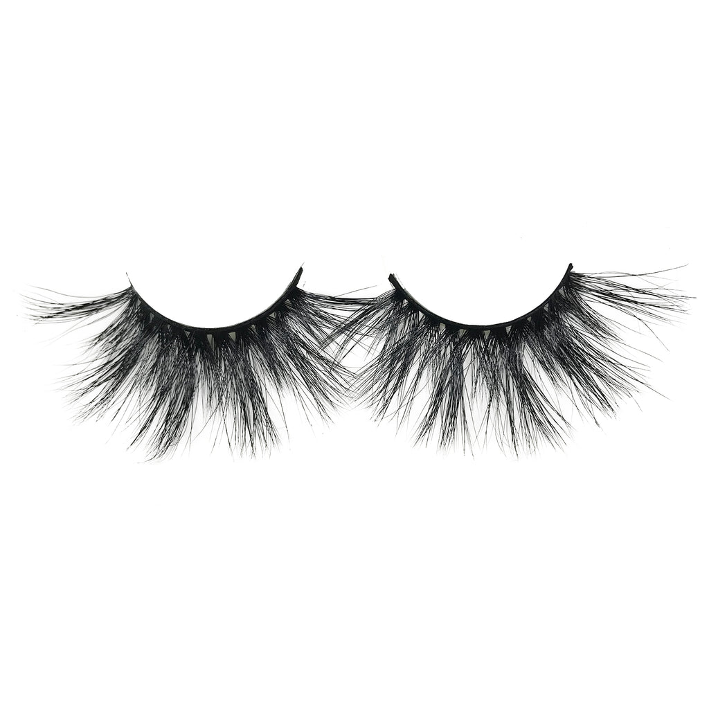 25mm 5D Mink Eyelash E2506 - eHair Outlet