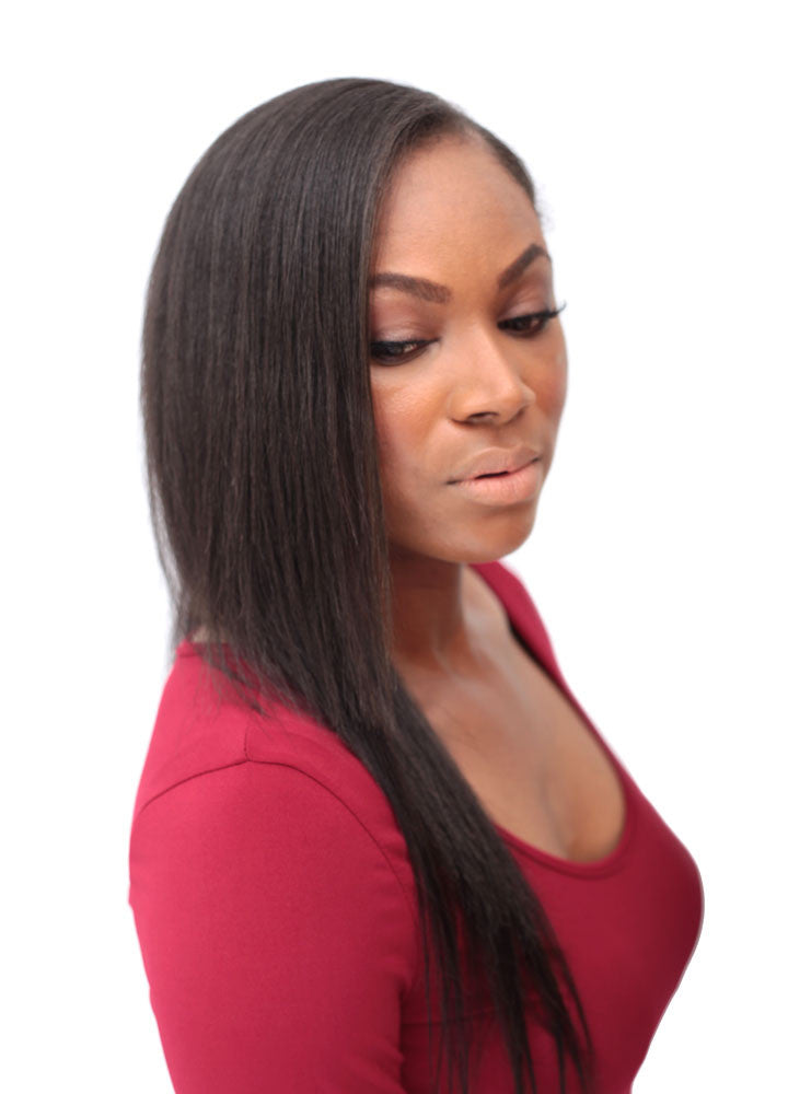 5A Brazilian Straight Human Hair Extension - ehair outlet - 1