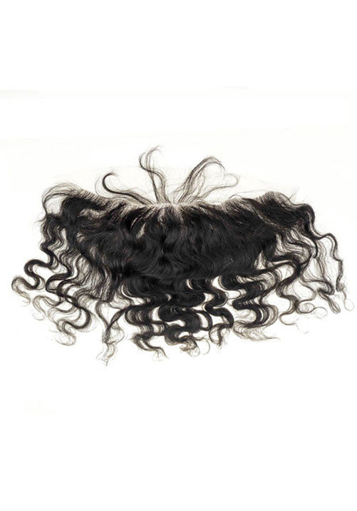 "Virgin 13""x4"" Body Wave Lace Frontal - eHair Outlet"