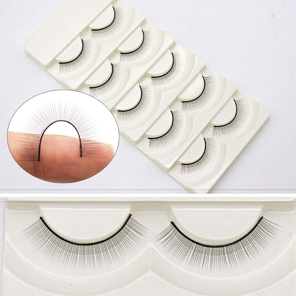 Practice Lashes for Eyelash Extensions Supplies - eHair Outlet