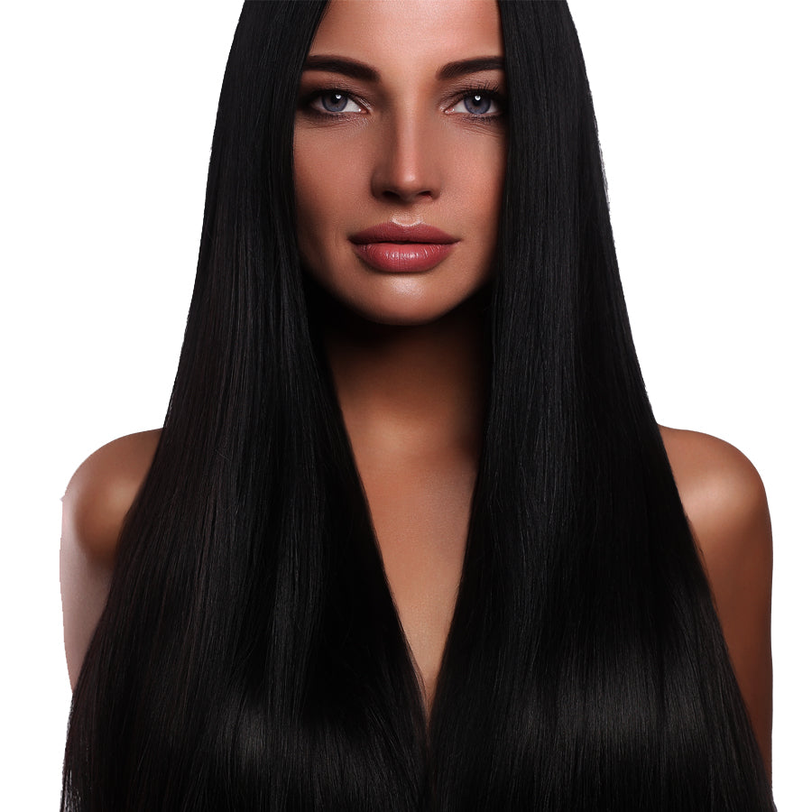 7A Thailand Straight Human Hair Extension - eHair Outlet